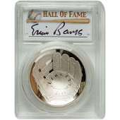 Baseball Graded Coins