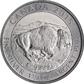 Canadian Bison (1.25 oz)
