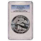 Graded ATB Silver Coins