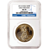 Graded Gold Eagles