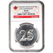 Canadian Graded Silver