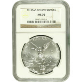 Mexican Graded Silver