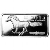 Lunar Series Silver Bars