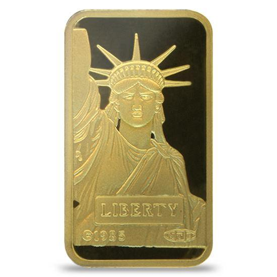 Buy 20 Gram Credit Suisse Liberty Gold Bars New Silver Com