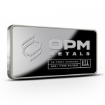 OPM-10 oz Silver Bar Obverse-1