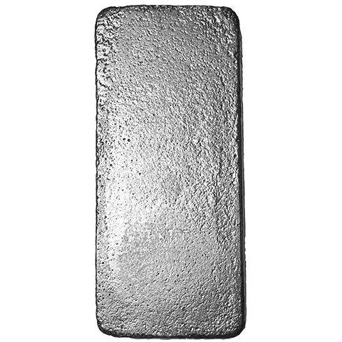 Buy 1 Kilo Johnson Matthey Silver Bars 999 New
