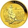 2014 1 oz Australian Gold Kangaroo (BU)