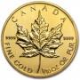 2014 1/10 oz Canadian Gold Maple Leaf (BU)