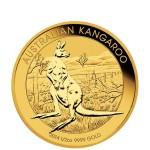 2014 1/2 oz Australian Gold Kangaroo (BU)