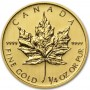 2014 1/4 oz Canadian Gold Maple Leaf (BU)