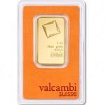 1 oz Valcambi Gold Bars