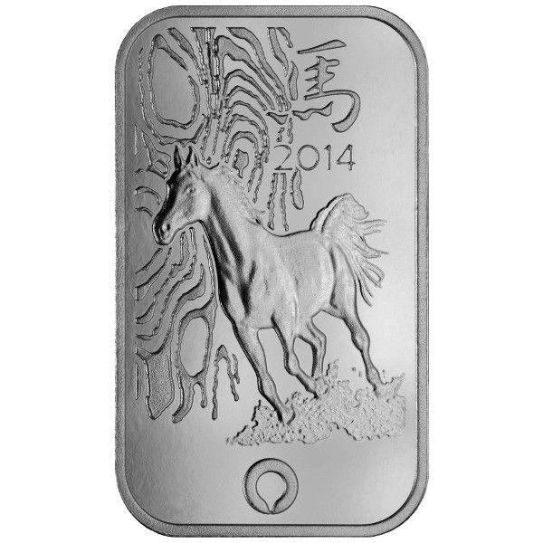 Buy Chinese Lunar Silver Bars 999 Online Silver Com