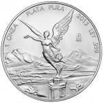 Mexican Silver Libertad Coin