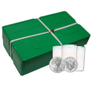Buy 2015 Silver American Eagle Monster Boxes Silver Com