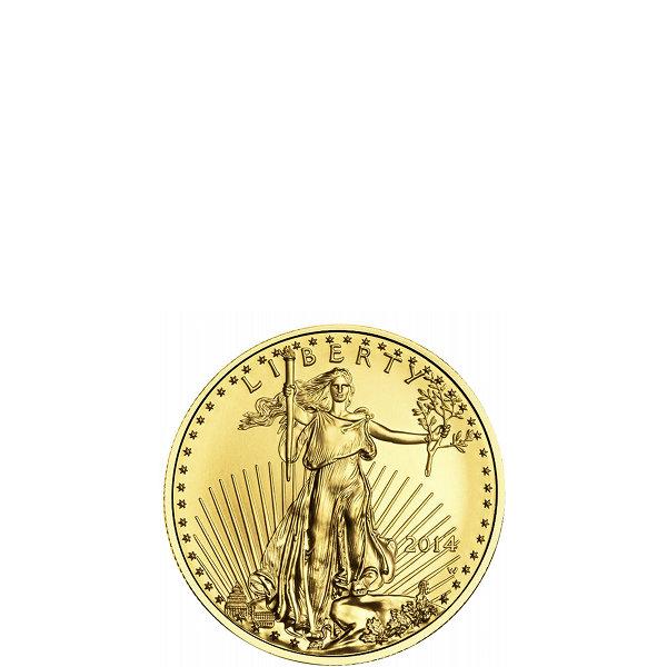 Buy 2014 1 10th Oz Gold American Eagles Online Silver Com