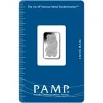 5 Gram PAMP Suisse Platinum Bar (New w/ Assay)