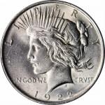 A-1$-PeaceDollar-AlmostUncirc-obv