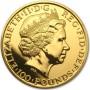 2014 1 oz British Gold Horse (BU)