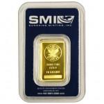 10 Gram Sunshine Gold Bar (New w/ Assay)
