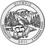 2011 5 oz ATB Olympic Silver Coin (BU)