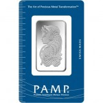 20 Gram PAMP Suisse Silver Bar (New w/ Assay)