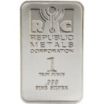 1 oz RMC Silver Bar (New)
