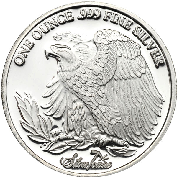 1 Troy Ounce Silver Coin Price