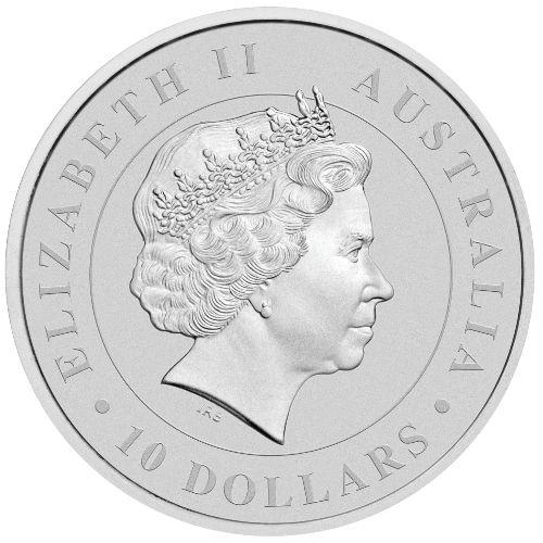 Buy 2015 1 2 Oz Silver Australian Goat Coins 999 Bu
