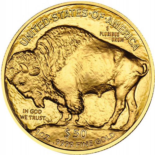 Buy 2016 1 Oz Gold American Buffalo Coins 9999 Bu