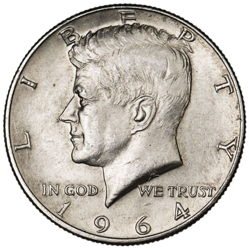 Buy 90 Silver Kennedy Half Dollars 100 Face Value