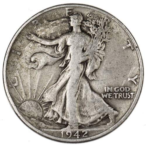 Buy 90 Silver Walking Liberty Half Dollars 100 Bags