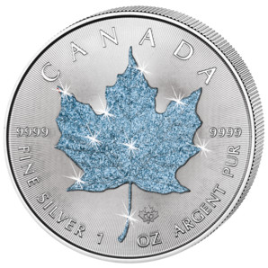 Buy 2015 Four Seasons Silver Maple Leaf Coin Set Bu