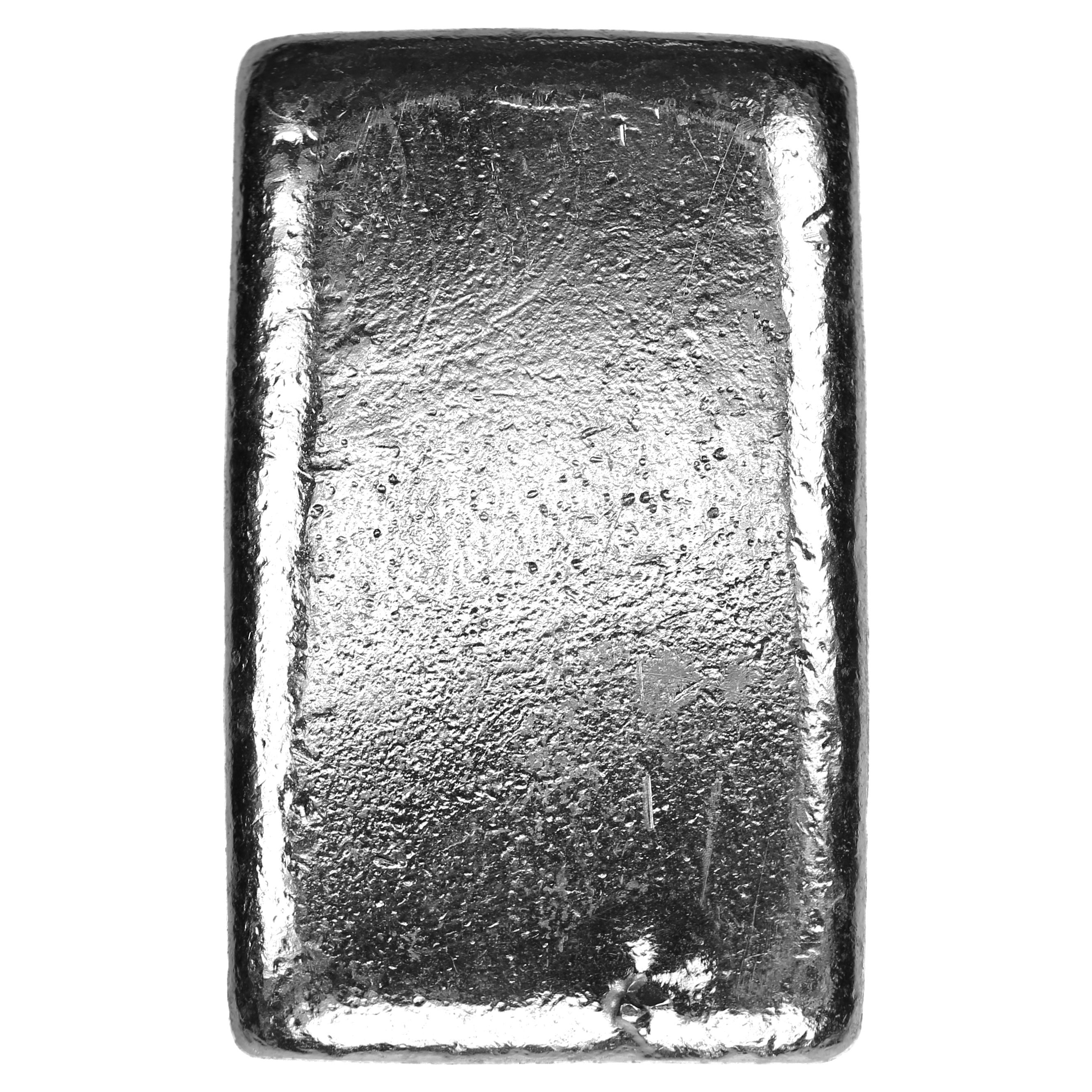 Buy 3 Oz Monarch Precious Metals Poured Silver Bars