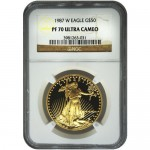 1987-w-american-gold-eagle-ngc-pf70-ucam-obverse