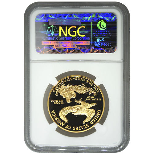 Buy 2000 W 1 Oz Gold Eagles Ngc Pf70 Ucam Silver Com