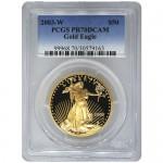 2003-w-gold-american-eagle-pcgs-pr70-dcam-obverse
