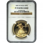 2005-w-gold-american-eagle-ngc-pf70-ucam-obverse