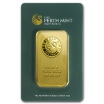 100-gram-perth-mint-gold-bar-obverse