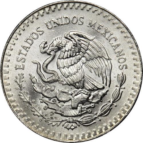 Buy 1985 1 Oz Mexican Silver Libertads 999 Bu Silver Com