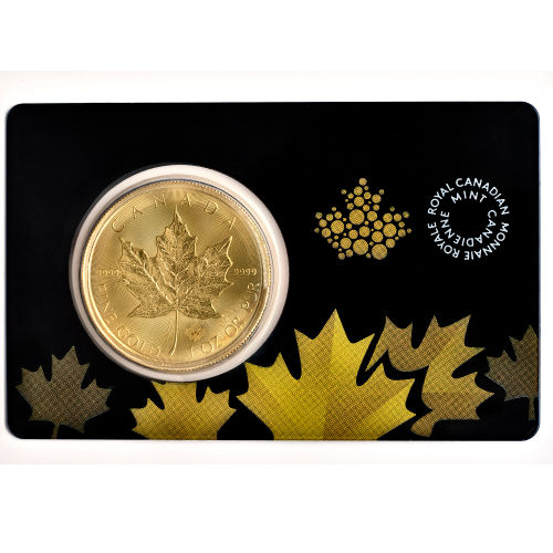 Buy 2015 1 Oz Gold Canadian Maple Leaf Coins In Assay Online Silver Com