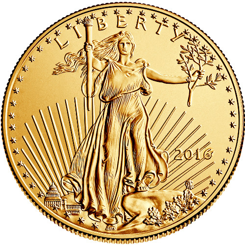 Buy 2016 1 Oz Gold American Eagles Silver Com