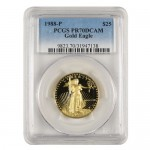 1988-P-25-Proof-American-Gold-Eagle-PCGS-PR70-DCAM