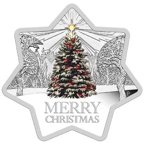 Buy 2015 1 Oz Silver Australian Christmas Coins Silver Com