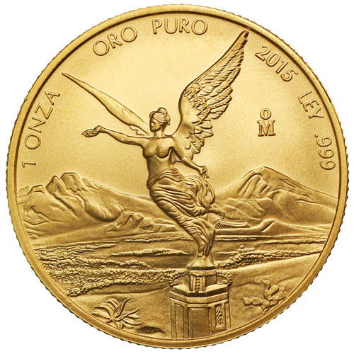 Buy 2015 1 Oz Mexican Gold Libertads 999 Bu Silver Com