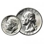 dime-quarter