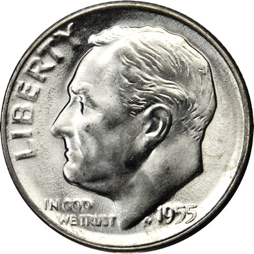 Buy 10 Fv 90 Silver Coins In Brilliant Uncirculated