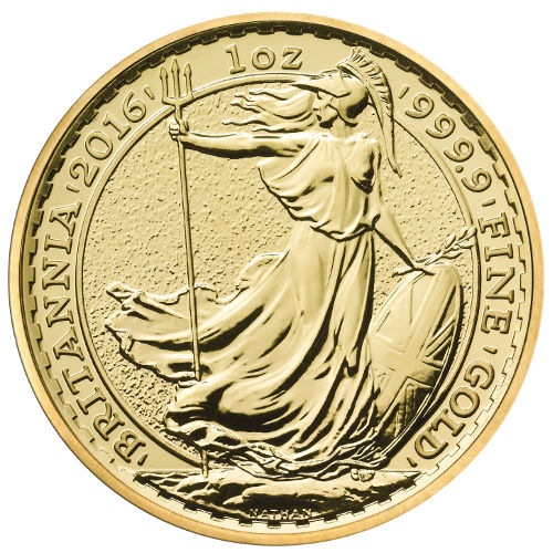 Buy 2016 1 Oz British Gold Britannia Coins Silver Com