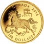 2014-150-gold-canadian-year-of-the-horse-coins-rev