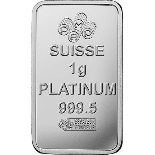 Buy 25 Gram Pamp Suisse Divisible Platinum Bars 25x1g