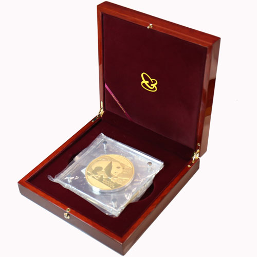 Buy 2016 1 Kilo Proof Gold Chinese Panda Coins Online